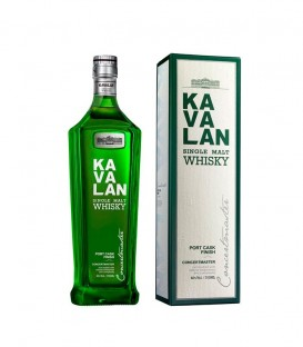 Kavalan port cask finish 40º