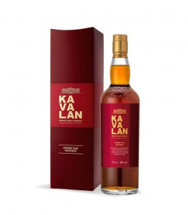 Kavalan sherry oak 46º