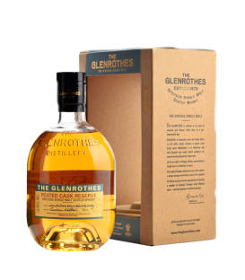 Glenrothes Peated Cask Reserve (40%)