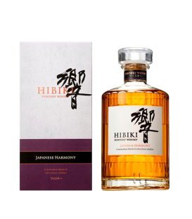Hibiki Japanese Harmony Suntory (70cl 43%)