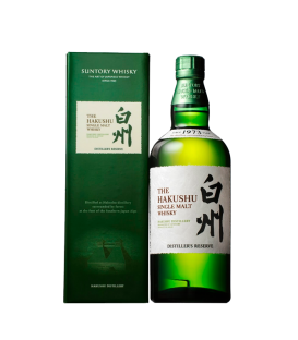 The Hakushu Distiller's Reserve Single Malt Suntory (70cl 43%)