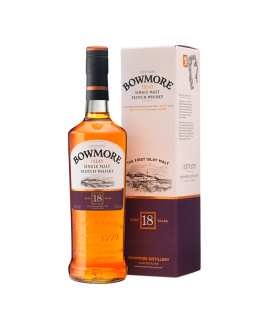 Bowmore 18 Años Single Malt Islay (70cl 52,5%)