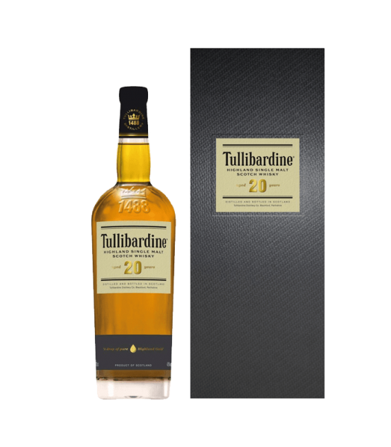 TULLIBARDINE 20 YEAR OLD