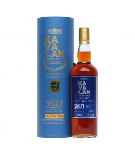 Kavalan Solist Vinho Barrique (70cl 56,3%)