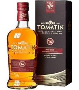 Tomatin 14 Años Port Finish (70cl 46%)
