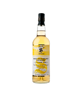 Braes Of Glenlivet 16 Años 1985 Signatory Cask Strength Collection(70cl 43%)