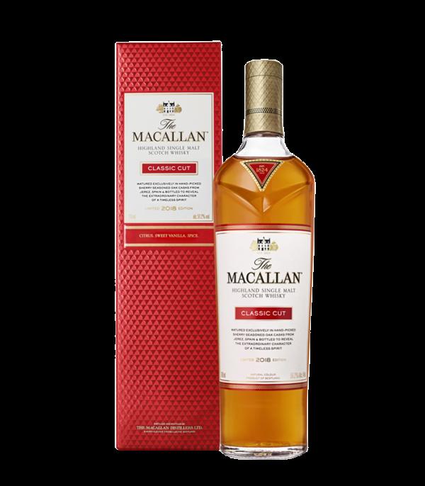 The Macallan Classic Cut 2018 (70cl 51.2%)
